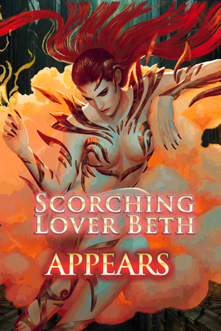 Scorching Lover Beth Appears