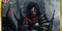 (Grim Portent) Defiled Ebony Knight