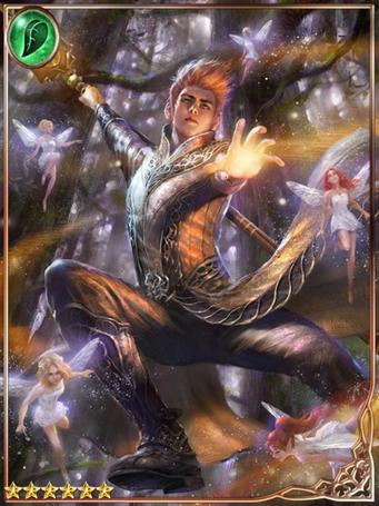 (Unanimity) Fairy Magician Jedd