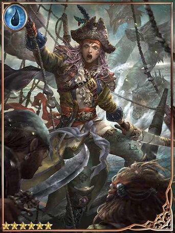 (Roiling Seas) Lone Pirate Juan