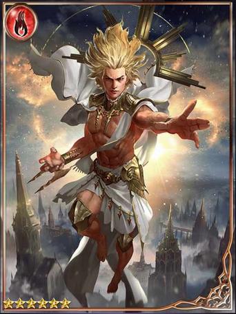 (Light Ward) Lord of the Sun Rouen