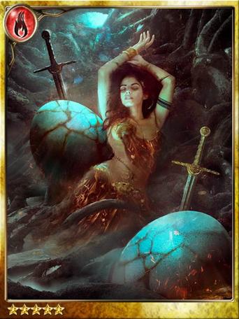 Birgitta, Dragon Matron