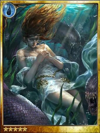 Ofelia, Drowned in Darkness