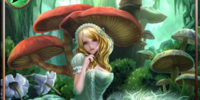 (T. W.) Wonderland Wanderer Alice
