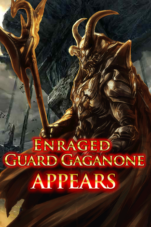 Enraged Guard Gaganone Appears