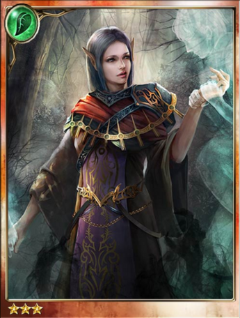 Serafina, Elf of Spirits