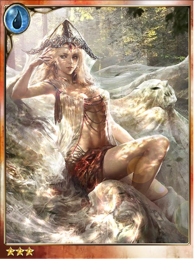 Inquisitive Myco Goddess | Legend of the Cryptids Wiki