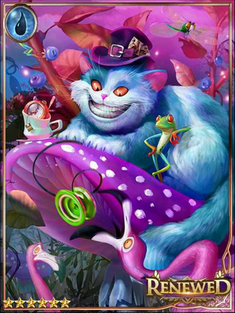 (A) Delusive Cheshire Cat