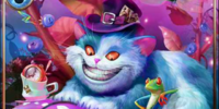 (A. F.) Delusive Cheshire Cat