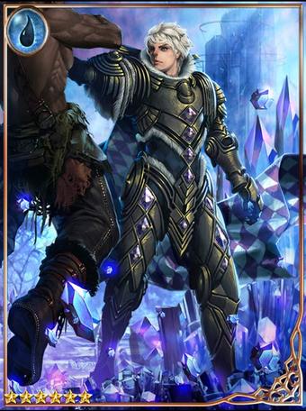 (Devoir) Elesio, Born of Crystal
