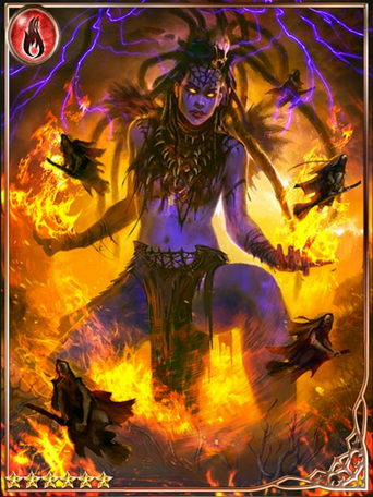 (Tread) Witch of Disaster Hellawes