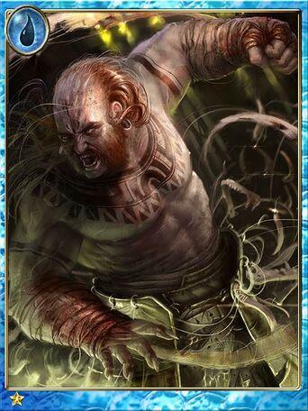 Ubert, Vessel of Evil