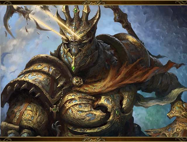 Main Boss (Presumptuous) God-Ousting Vukol