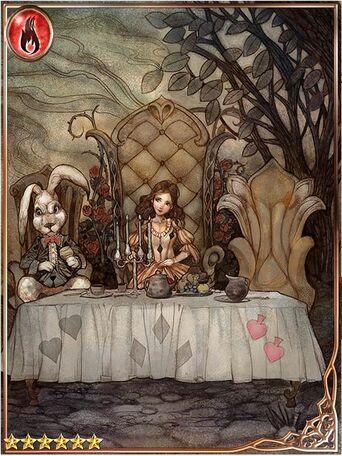 (Tea) Conversation With a Rabbit