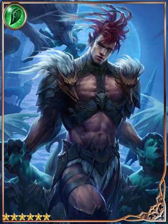 (Wolfkin) Alvar, Divine Werewolf