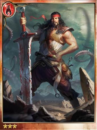 Last Pirate Bartholomew