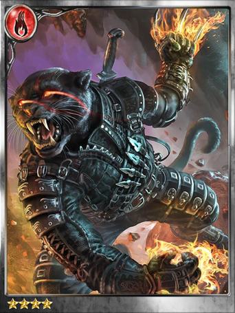 (Covert) Stealth Panther Warmonger