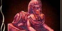 Sphinx Figure (Event Treasure)
