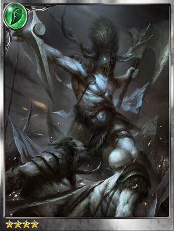 (Axehead) Mute Berserker Ogma