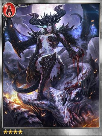 (Darkwings) Dragon Spirit Isadora