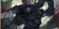 (Dragonleg) Leaping Merc Christhard
