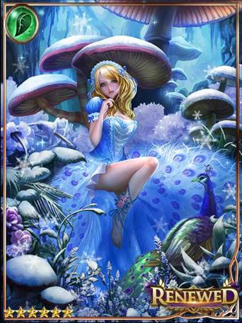(T) Wonderland Wayfarer Alice