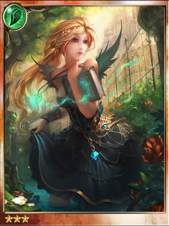 Lailah, Immortal Witch