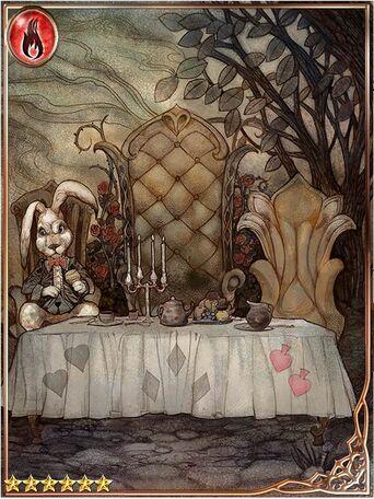 (Tea) Optimistic White Rabbit