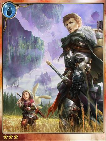 (Prized) Khan and Melia, Beastslayers