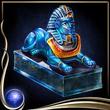 Blue Sphinx Figure EX