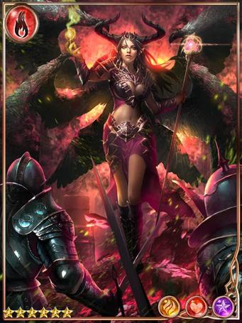 (Surpass) Crimson Witch Irizela