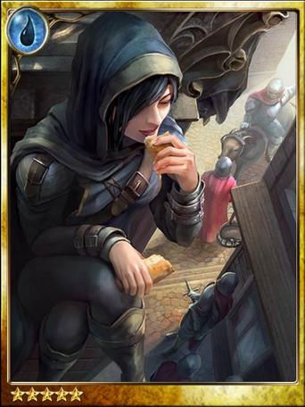 Halia, Sly Darkwalker