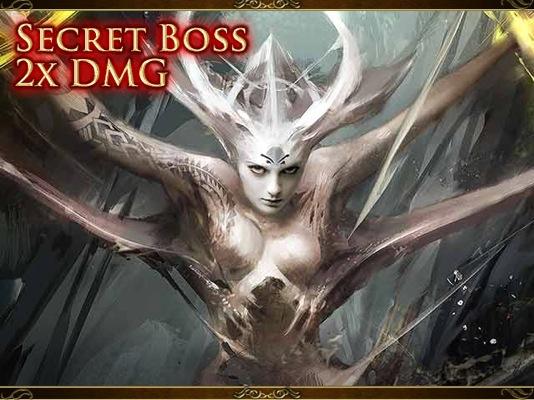 Secret Boss (Resonance) Cave Goddess Schilt