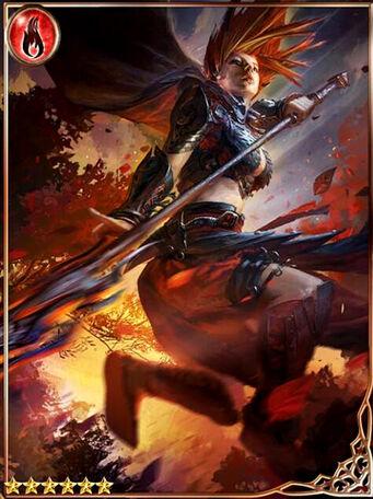 (Succession) Rinka, Rising Warrior