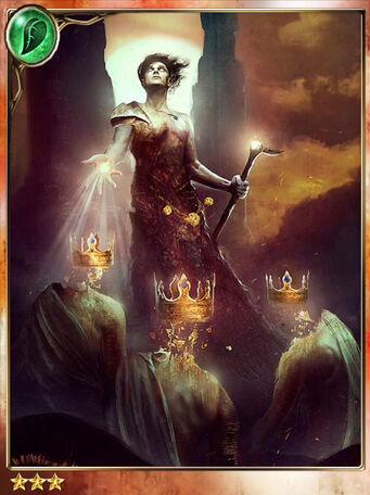 Sanat, Greed's Master