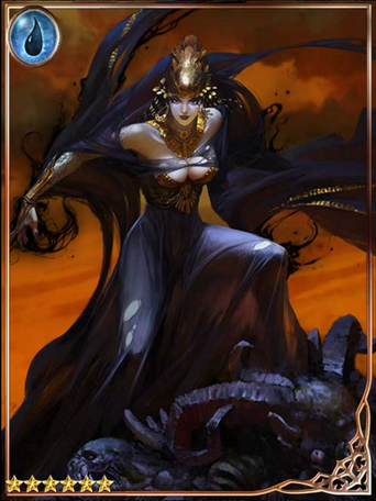 (Unified) Nalija, Dark Guardian