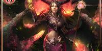 (Combusting) Crimson Witch Irizela