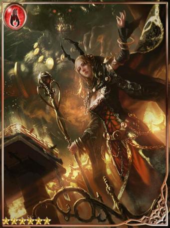 (Purgatory) Kajuna, Pact Queen