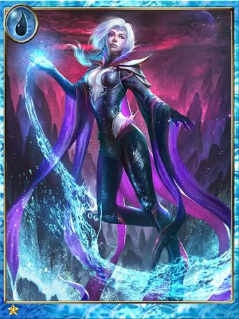 Sea God's Assassin Dalida