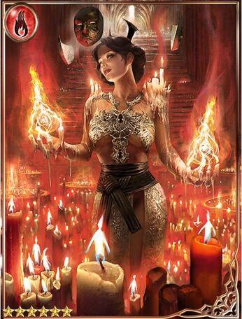 (Illicit) Irmela, Reaper of Bliss