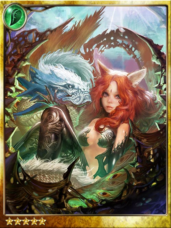 Finly the Wolf Goddess