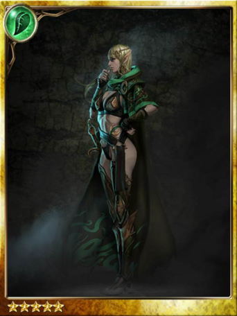 Solemn-Eyed Silmaria