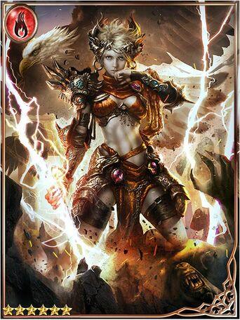 (Prevail) Brynhildr, War Princess