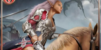 (Ramming) Cavalry Princess Illucia