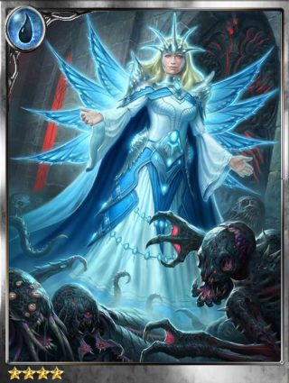 (Crucifix) Divine Invoker Reticula
