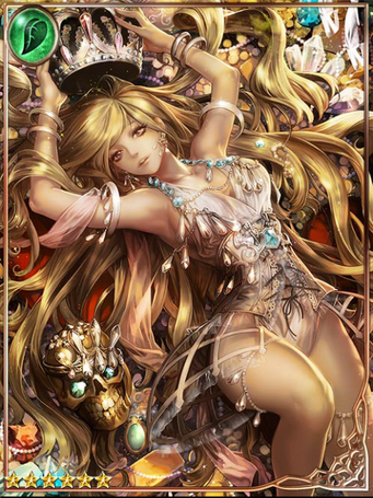 (Richsource) Wealth Goddess Morega