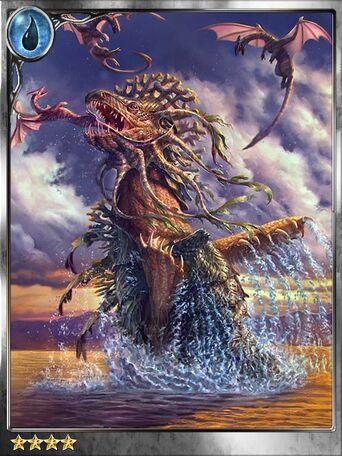 (Predator) Sea Serpent Deviant