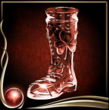 Red Stein Boot EX