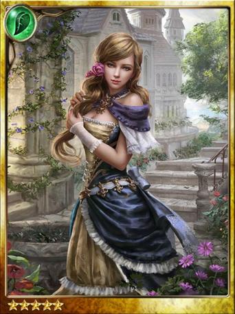 Beguiling Princess Karen