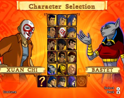 File:The legend of the dragon character select.jpg